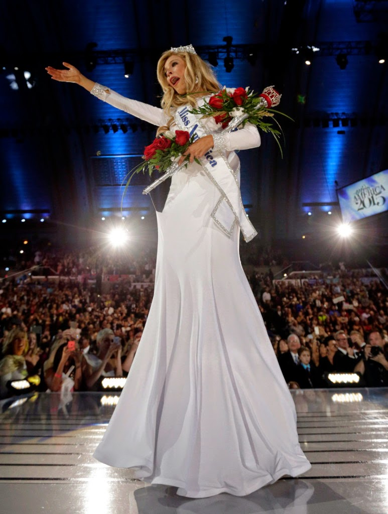 Miss America, Kira Kazantsev, szépségverseny, szépségkirálynő