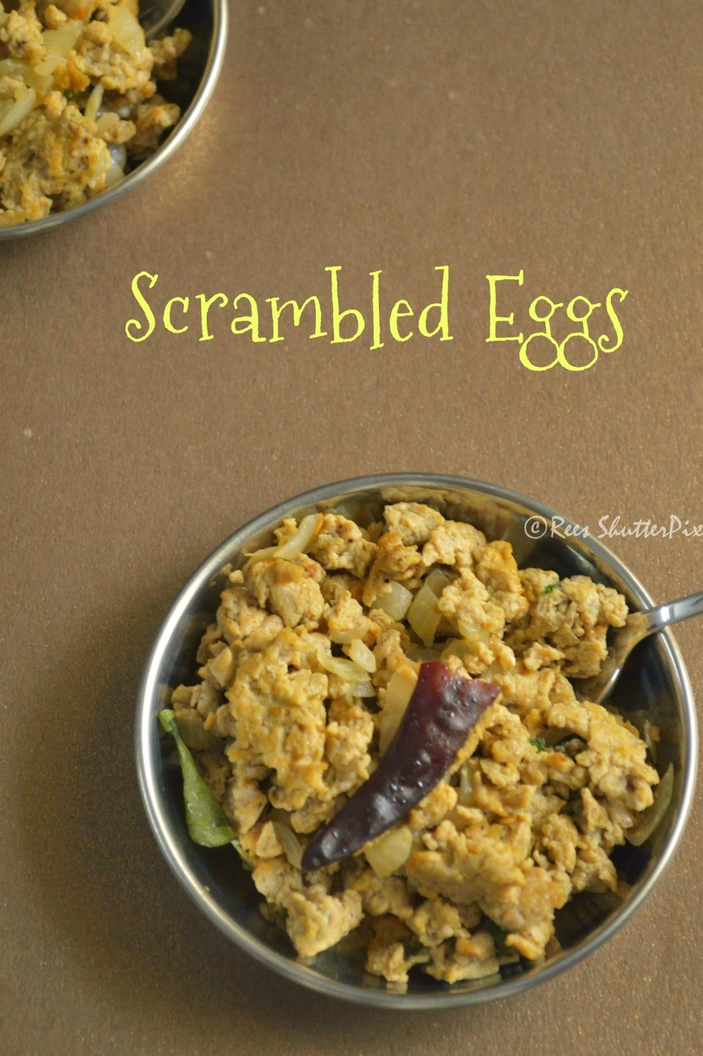 scrambled eggs recipe, spicy egg podimas recipe, egg side dish recipe, easy scrambled eggs, egg side dish, egg podimas recipe, egg recipes, egg bhurji style recipe