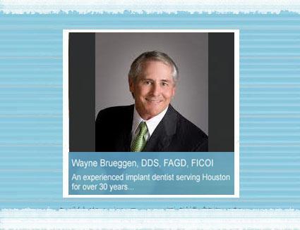 Dr. Wayne Brueggen