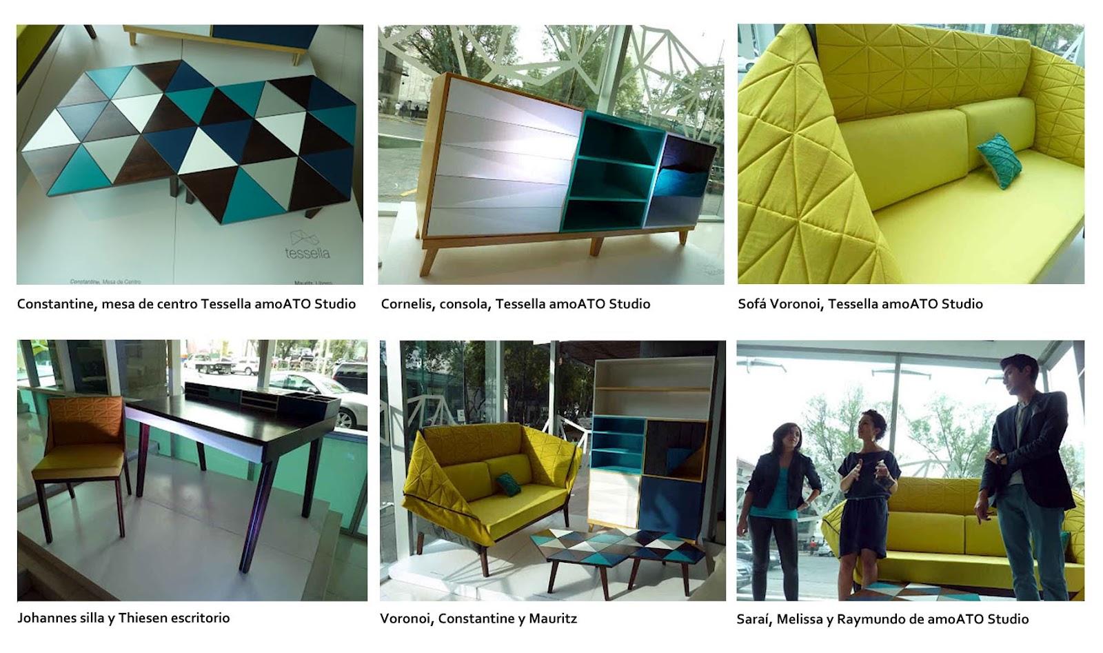 Tessella by amoato studio m xico dise a - Disena studio ...