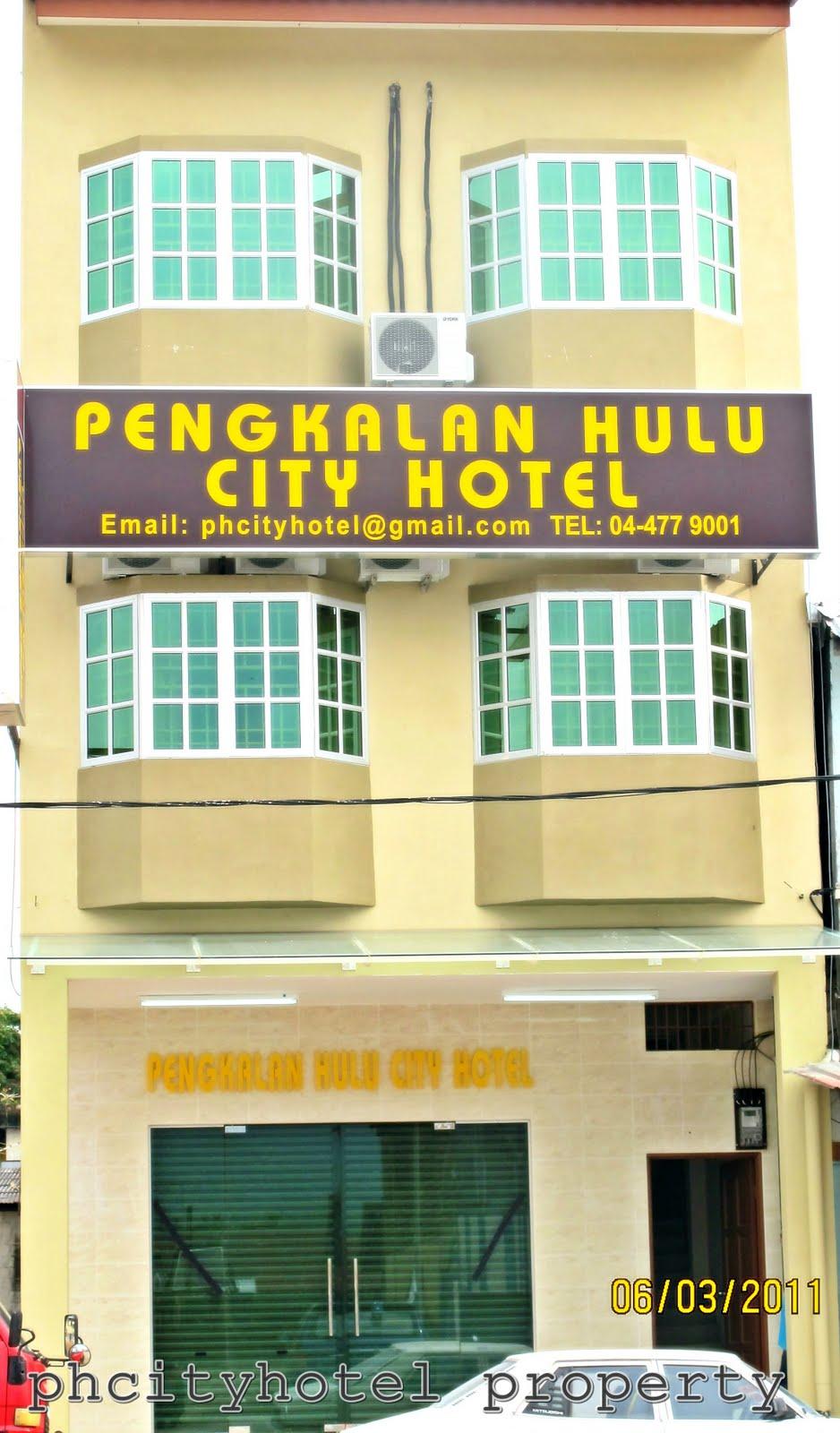 Pengkalan Hulu City Hotel