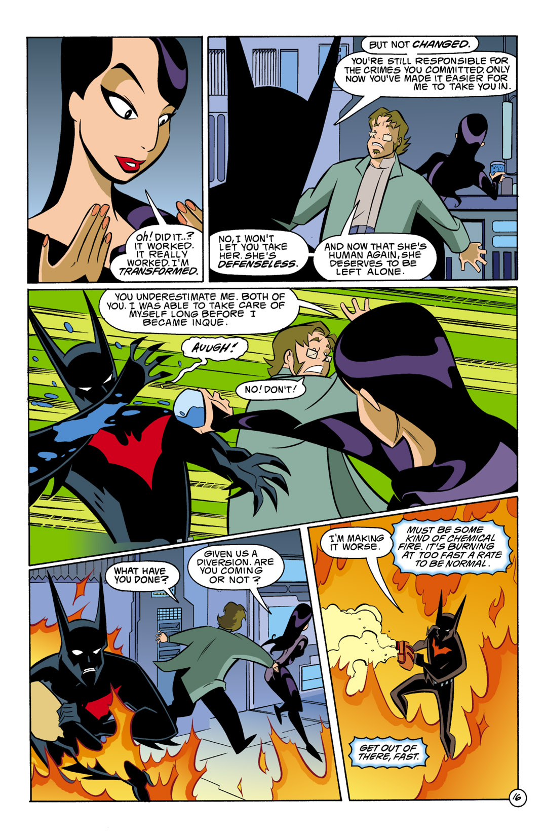 Batman Beyond [II] Issue #2 #2 - English 17