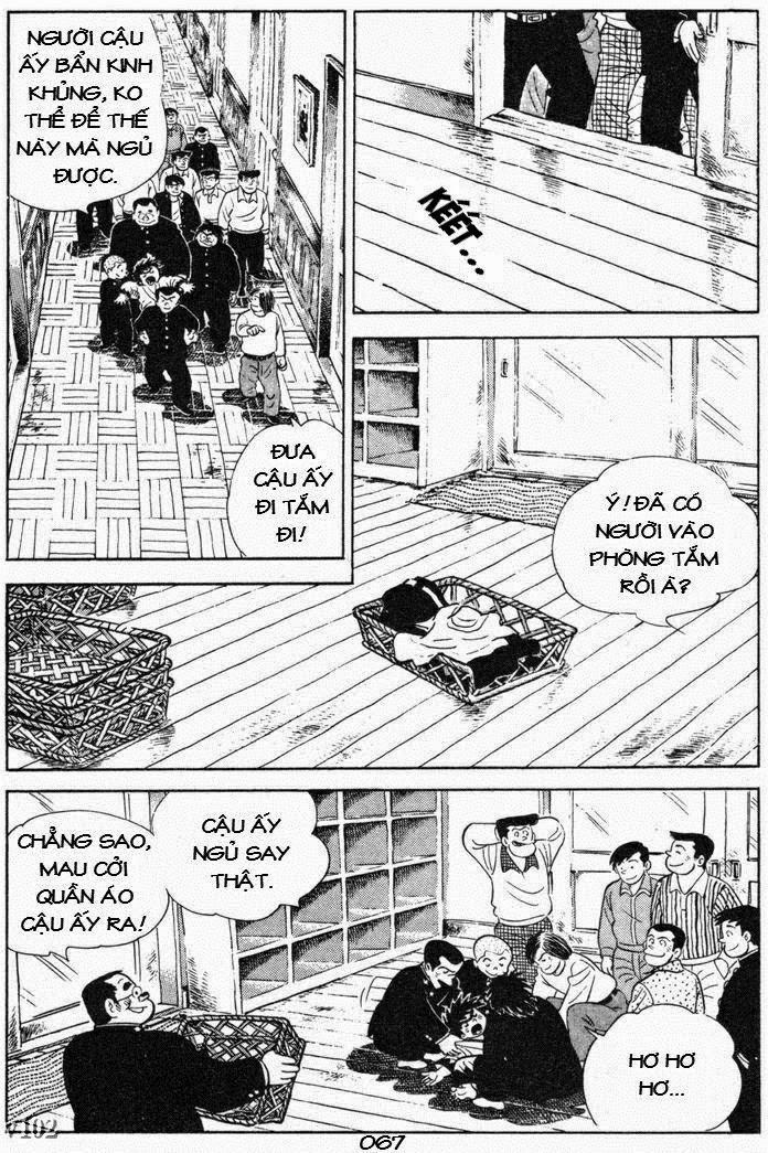 Siêu quậy Teppi chap 90 - Trang 22