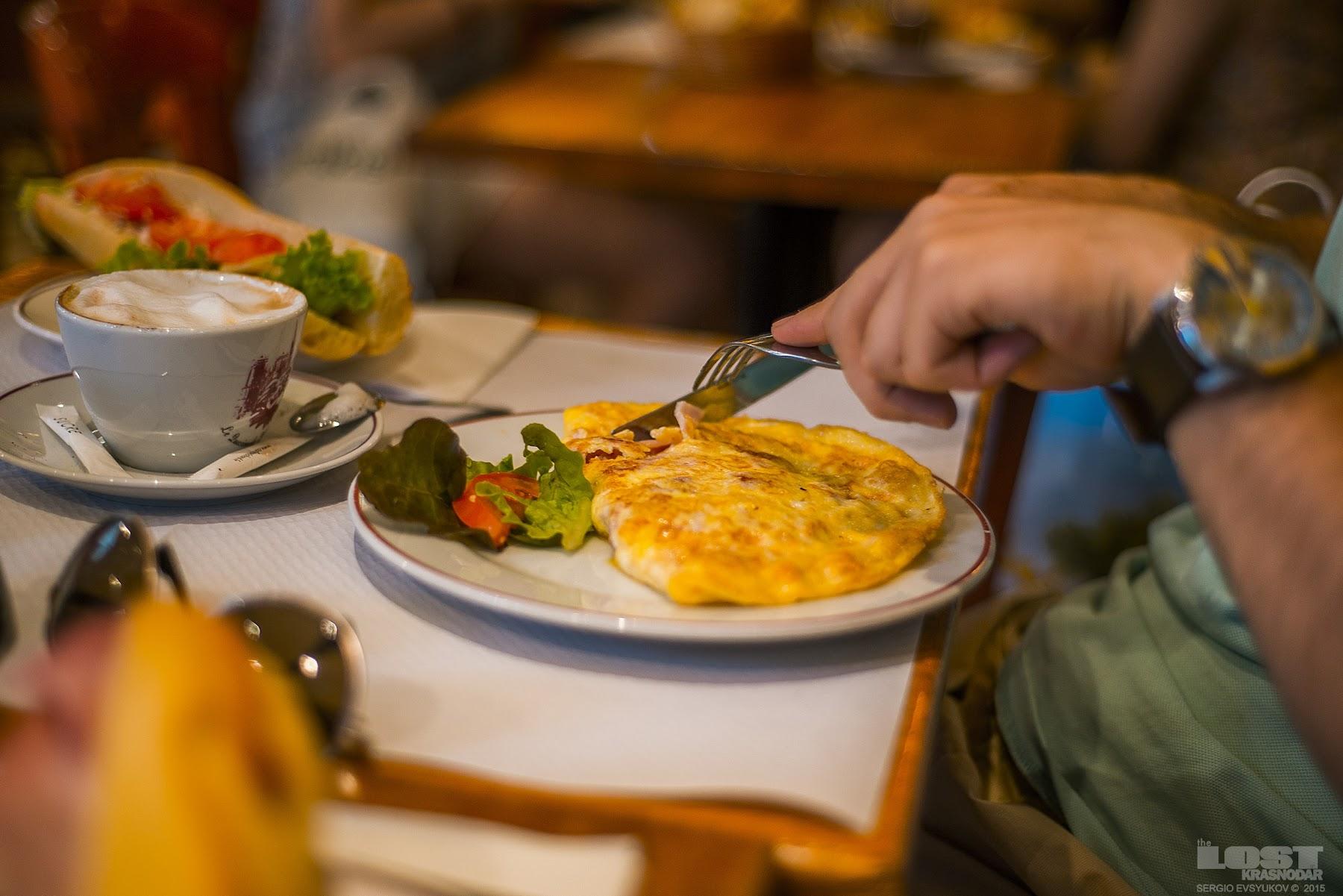 Парижская кухня