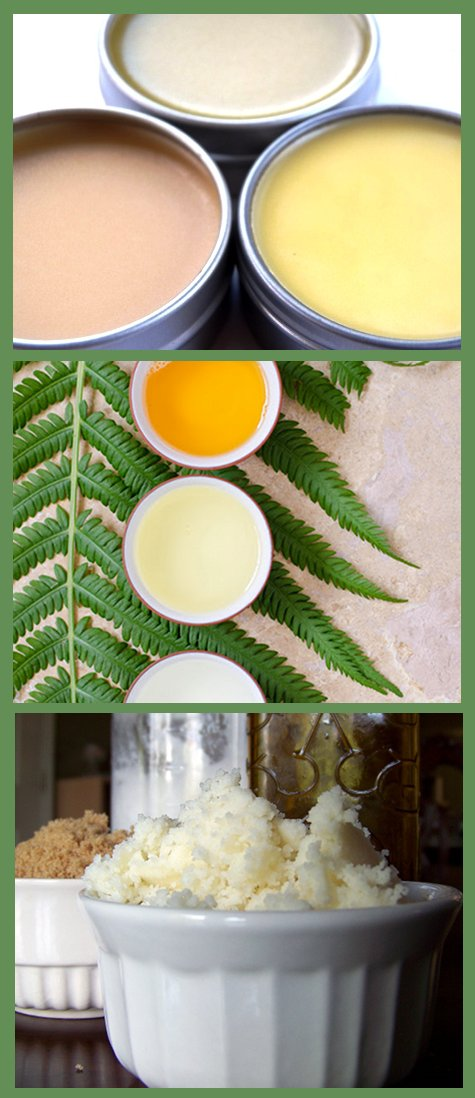 Homemade bath and beauty recipes