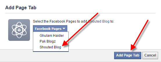 Create A Facebook App For Your Timeline Page Tab
