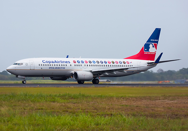 Copa Airlines firma acuerdo con la Major League Baseball