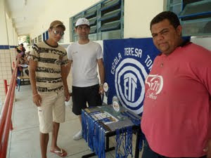 A FORÇA DO ESPORTE DA ESCOLA TERESA TORRES