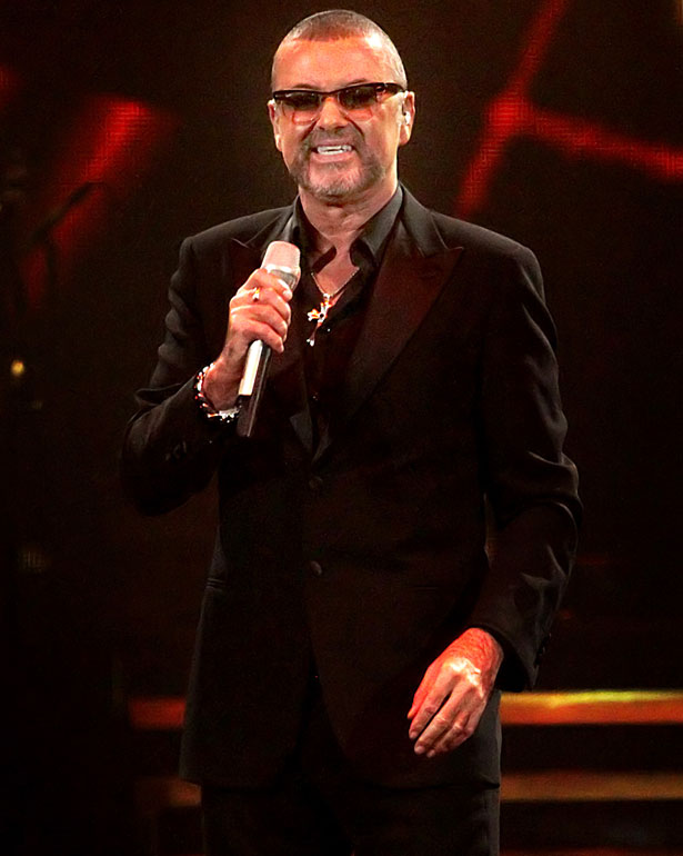 George Michael gastou 27 mil libras por semana (Foto: Getty Images)