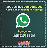¡¡Agréganos a WhatsApp!!