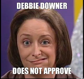 debby downer