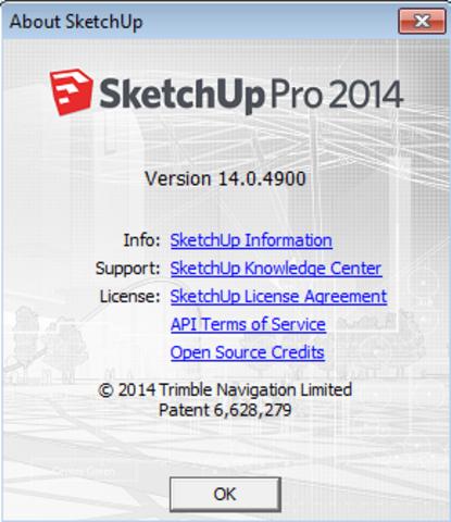 free sketchup pro 2014 license key