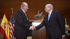 ESPAÑA: Don Juan Carlos entrega en Washington el premio «Bernardo de Gálvez»
