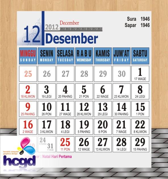 Free Download Kalender 2004 Indonesia Dan Hari Libur