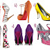 Sapatos da moda, modelos lindos para todos os gostos