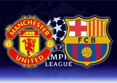 Manchester United Vs  Barcelona