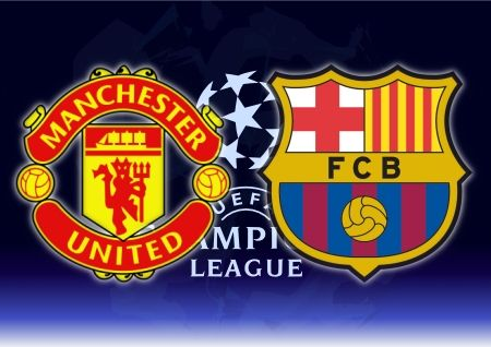 Wembley Stadium,Manchester United,Barcelona,Liga Champions,Final Liga Champions,Sepak Bola