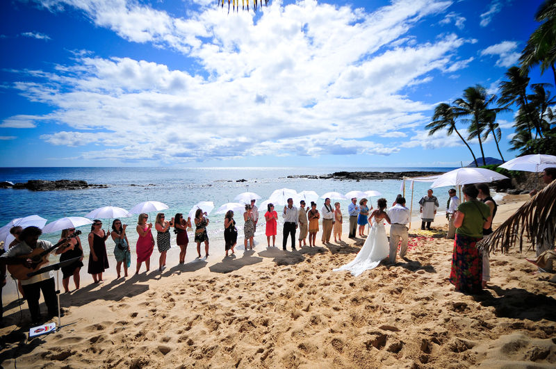 Best day ever our favorite hawaii outdoor wedding venues our favorite hawaii outdoor wedding venues junglespirit Images