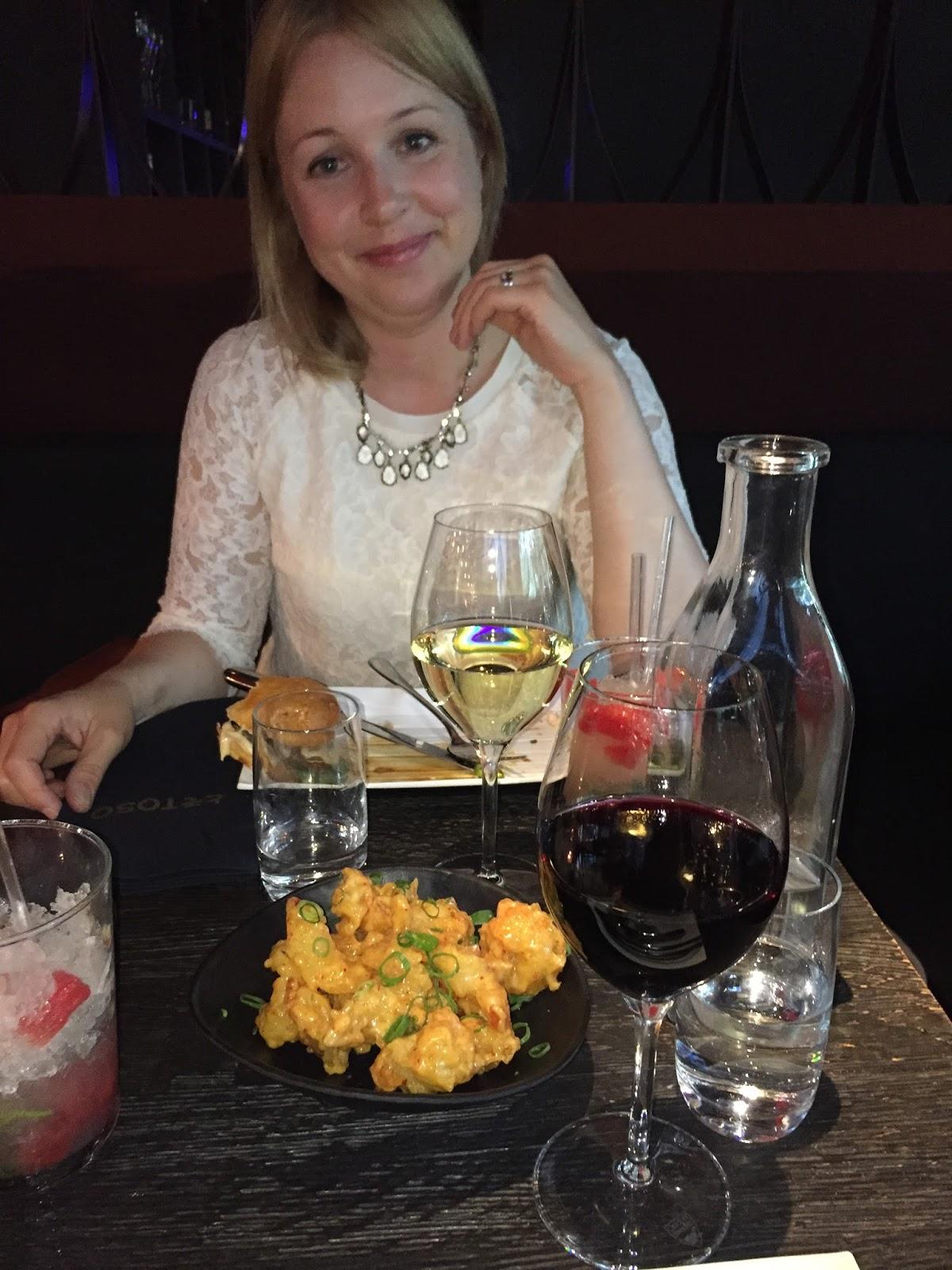 middag vän rött hår