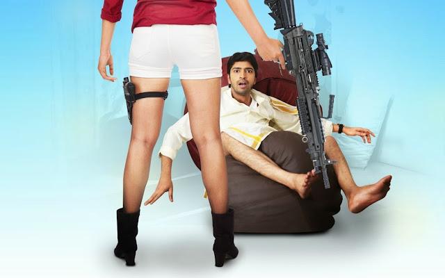 Latest Telugu Movie JamesBond First look Posters