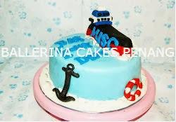 Seaman Cake
