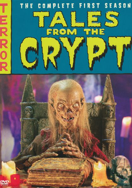 Crypt keeper dvd
