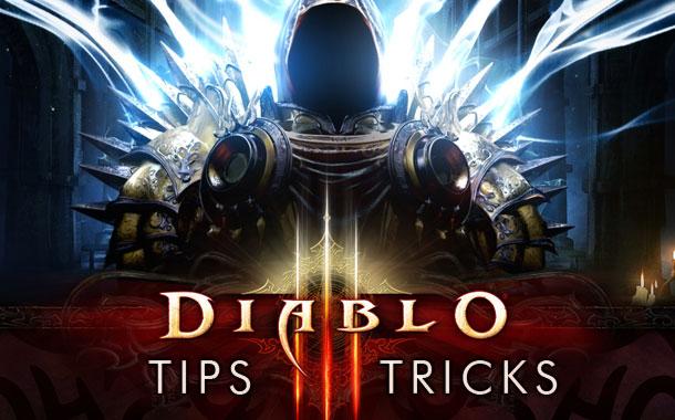 Diablo 3 Tips and Tricks