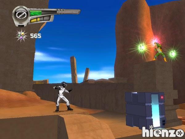 Power Rangers Game (1)