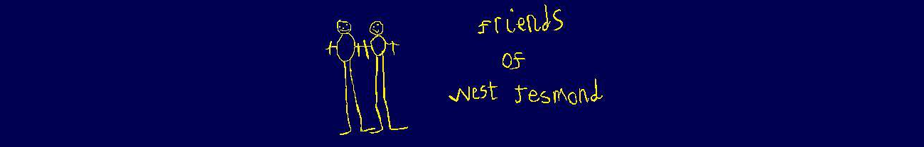 Friends of West Jesmond website and blog