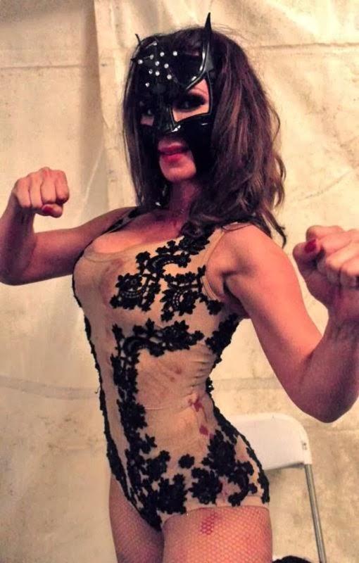 Sexy Star, Lucha Libre, Luchadora