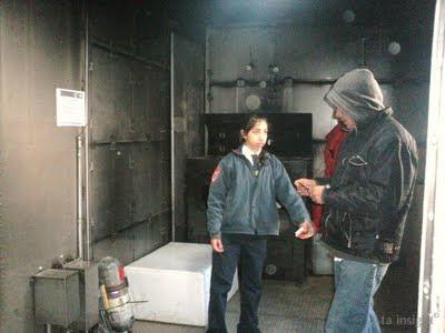 Guía de equipamiento de bomberos Tecnópolis