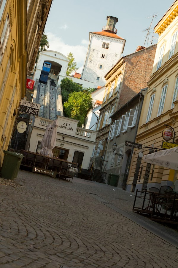 Style Jaunt - A Fashionable Travel Blog: Destinations: Zagreb's Upper Town (Gornji Grad)