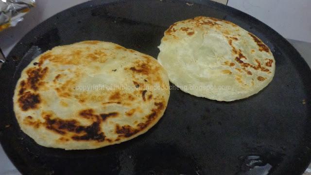 Roti Paratha Kawan Roti Paratha Segera Jenama