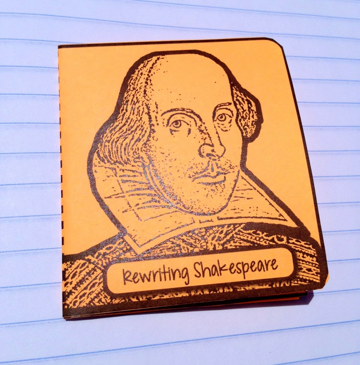 Interactive notebook: rewriting Shakespeare on www.traceeorman.com