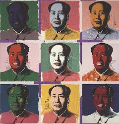 MAO POR ANDY WARHOL - 1972