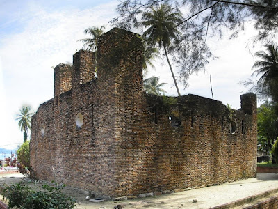 (Malaysia) – Pangkor Island - Dutch Fort