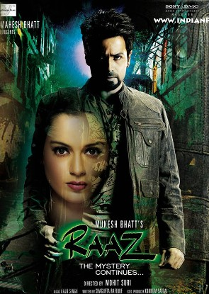 Raaz 2: The Mystery Continues (2008) Movie Poster