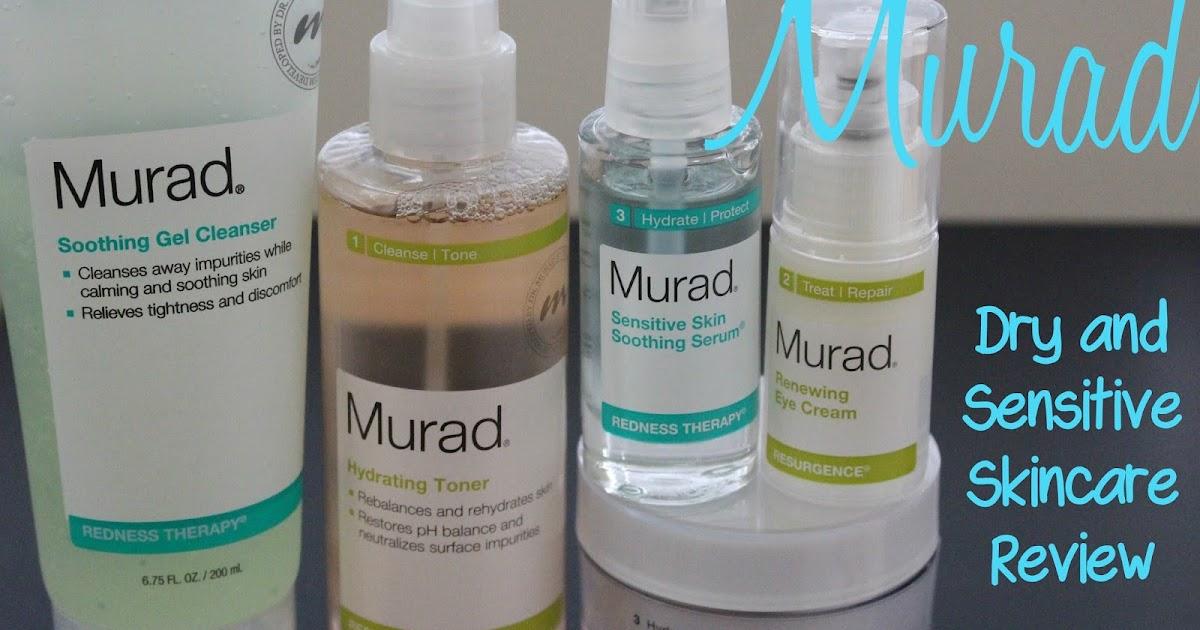 Very Sweet Blog Murad Skincare