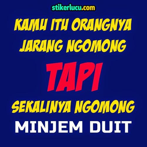 Gambar Kata Kata Gokil Bahasa Sunda