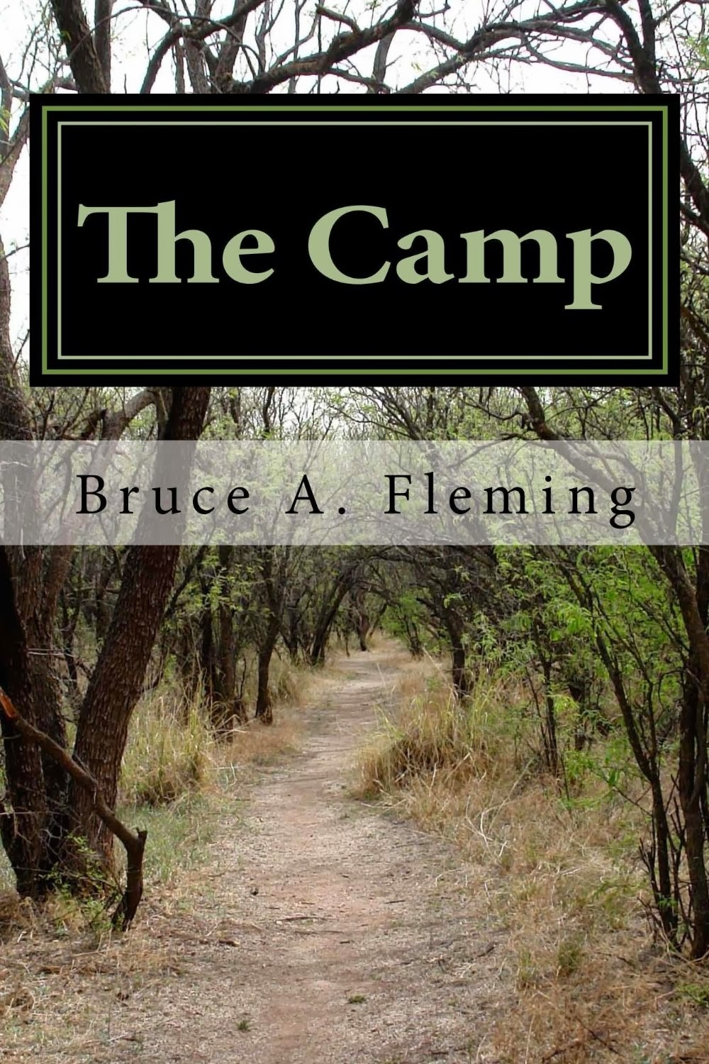 The Camp,Maine Horror Novel,Bruce Fleming