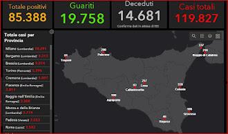 COVID-19 Italia - Monitoraggio 3 Aprile