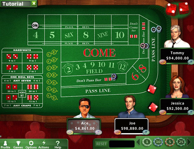 free casino games for pc
