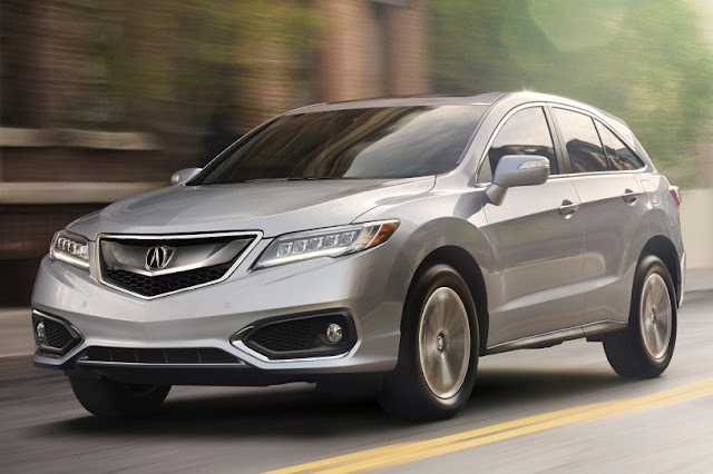 Next 2016 RDX Acura Generation front side view