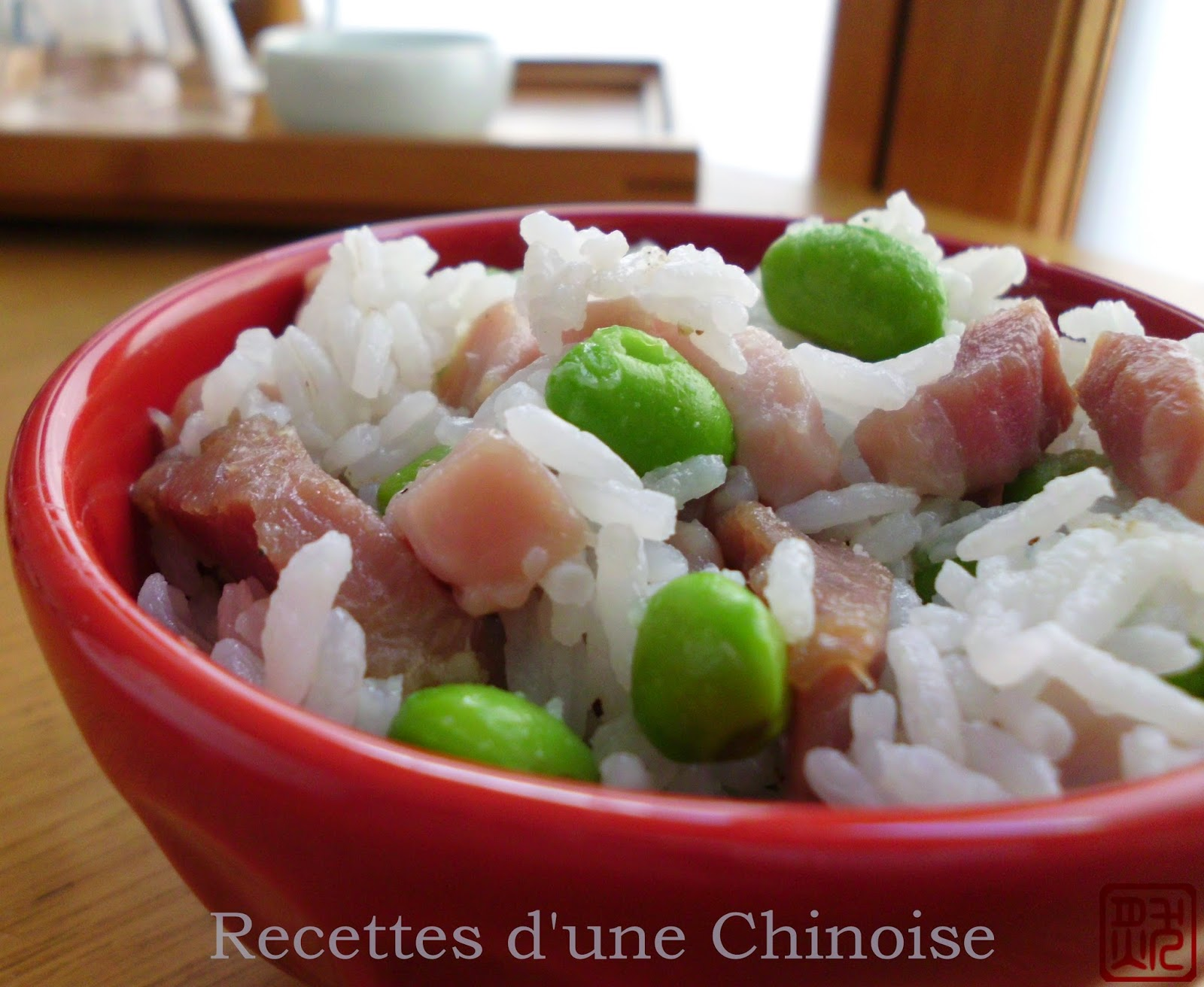 recettes d 39 une chinoise utiliser le rice cooker pour. Black Bedroom Furniture Sets. Home Design Ideas