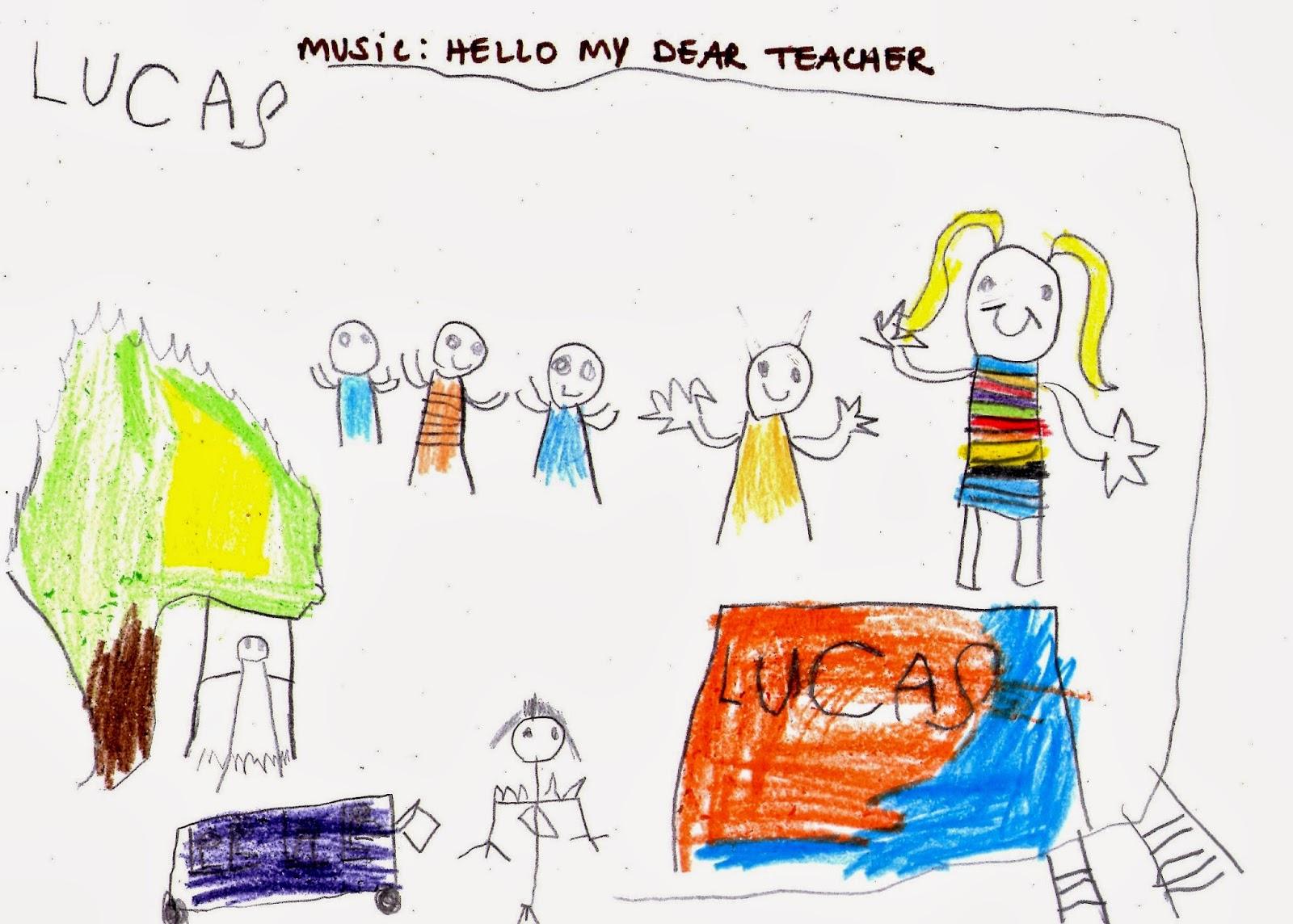 hello my dear teacher musica