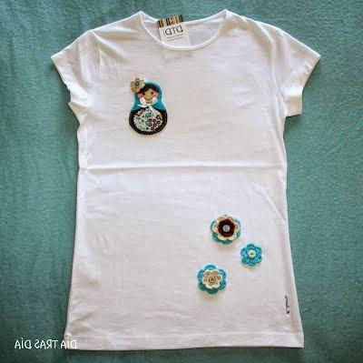 Декорирование футболок