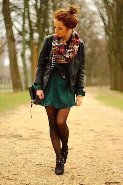 Outfits con vestidos de temporada