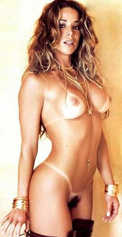 Reveja O Ensaio De Danielle Winits Na Playboy Outubro A