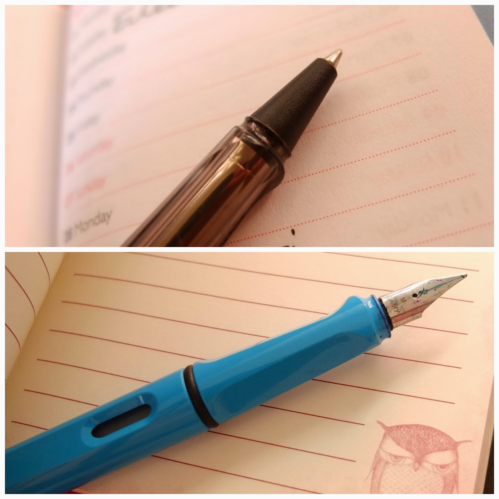 LAMY pens on Hello Terri Lowe, UK lifestyle blog