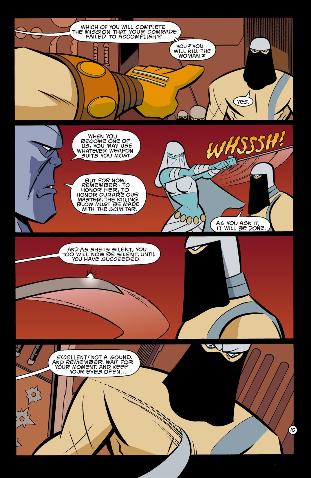 Batman Beyond [II] Issue #9 #9 - English 11